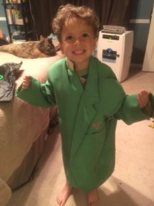 Green Jacket - Matthew
